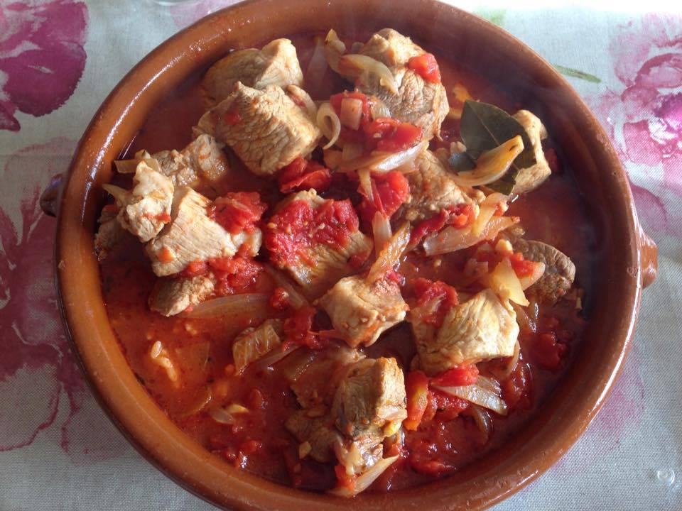Saut de porc marengo valvanille cookeo de moulinex les recettes de la communaut - Cuisiner le saute de porc ...