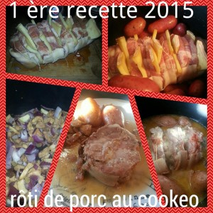 rôti de porc au fromage Moi
